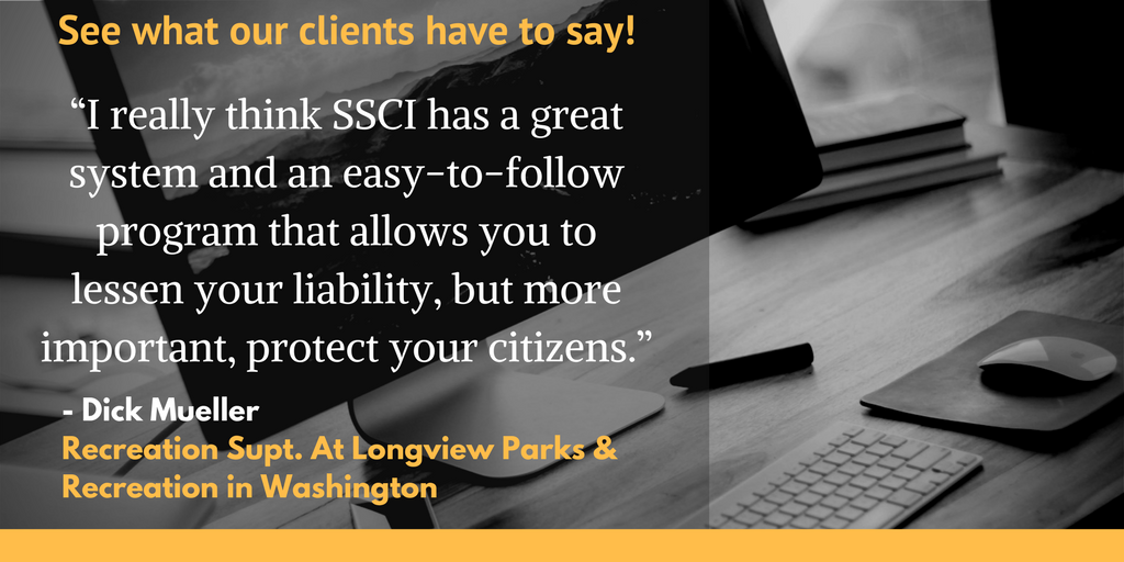SSCI Background Checks Clients