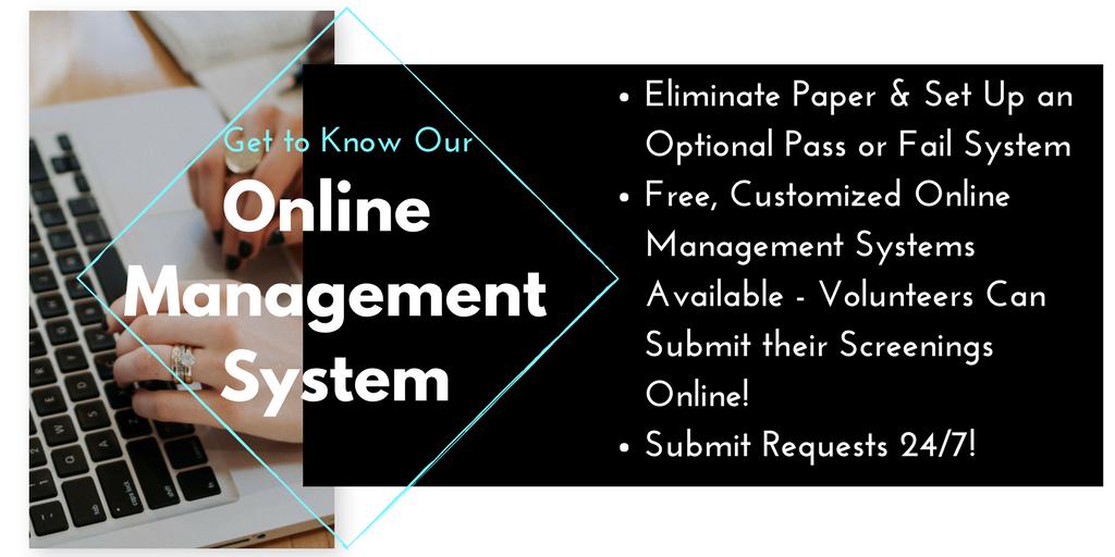 Background Screening Online Management System Submit Online