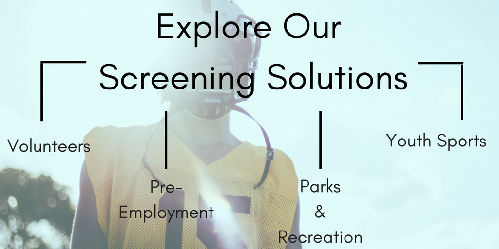 Background Screening Solutions for Youth Sports and Parks and Recreation