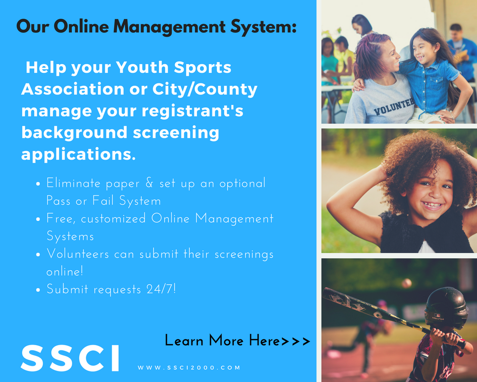 Background Checks Online Management System