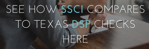 Go beyond Texas DSP Checks with SSCI