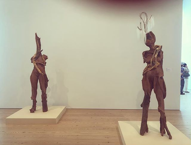 #wangechimutu #sculpture #savemotherearth #whitneybiennial