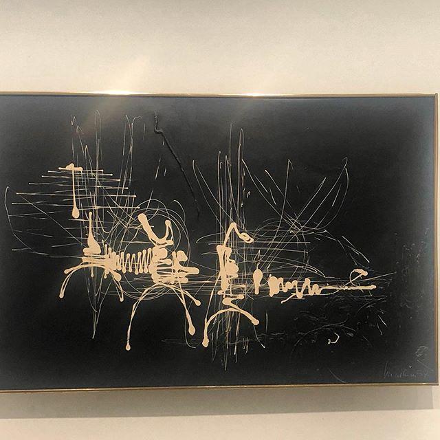 #georgesmathieu #abstractart