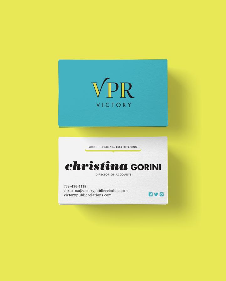 Client: Victory Public Relations