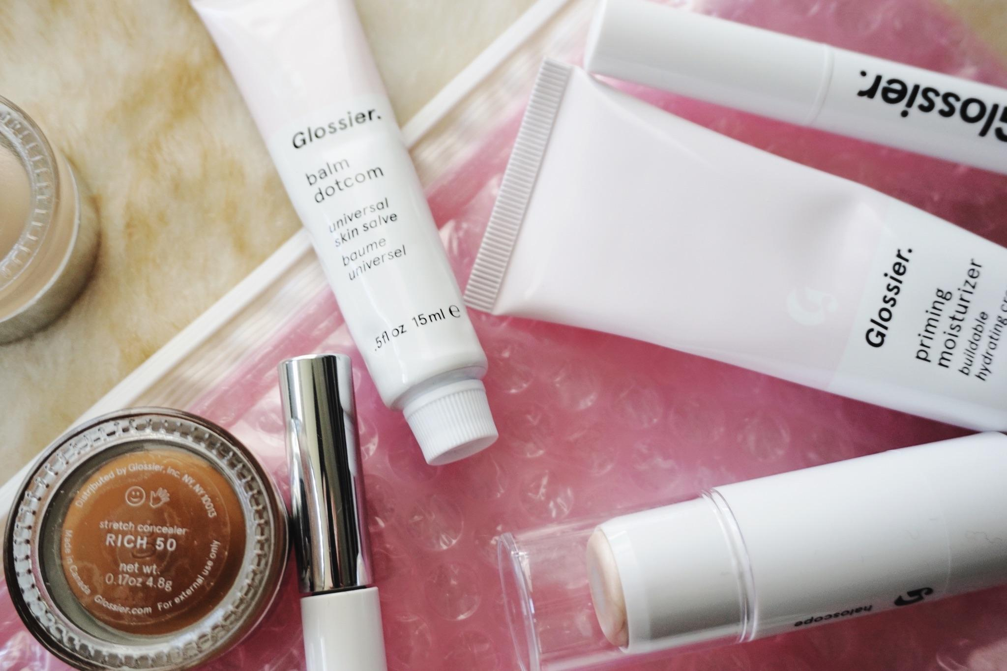Glossier's - approach is like drink of water you didn't know you needed.