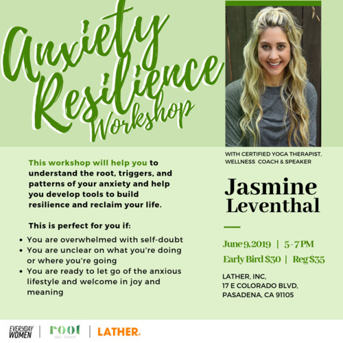 Resilience For Anxious Students >> Anxiety Resilience Workshop Well Women Club