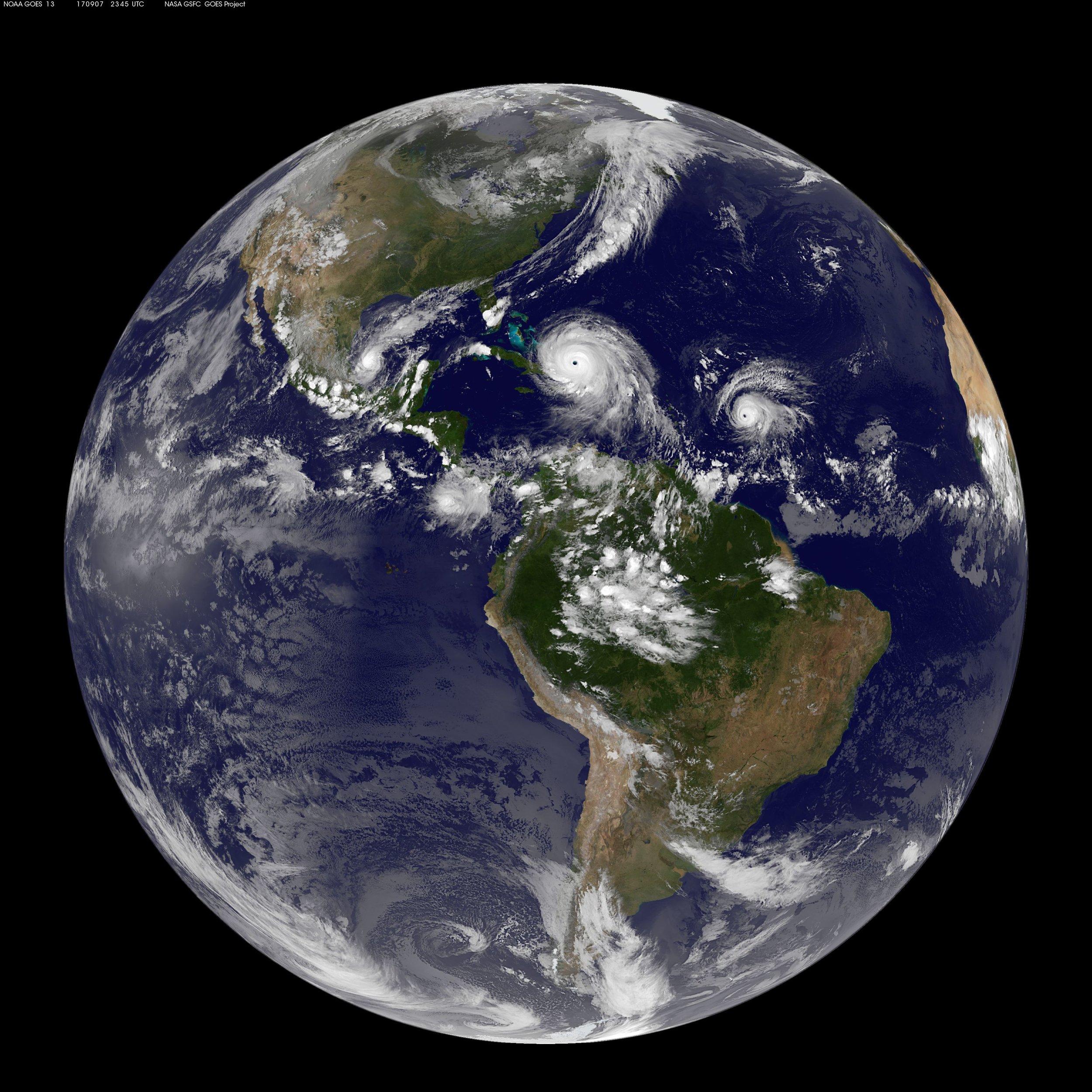 Water Resources - (photo courtesy of NASA)