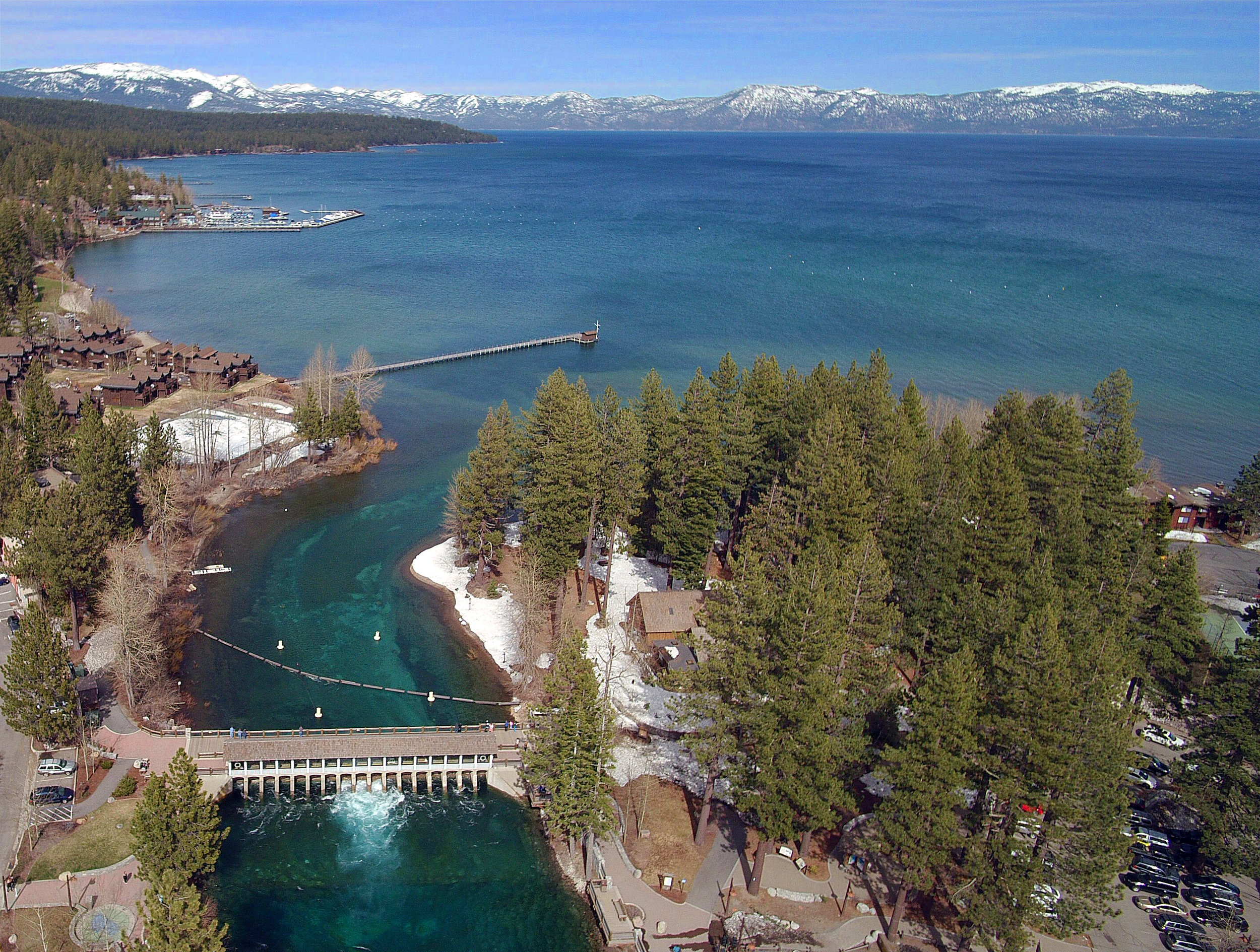 Drone Photography in Lake Tahoe