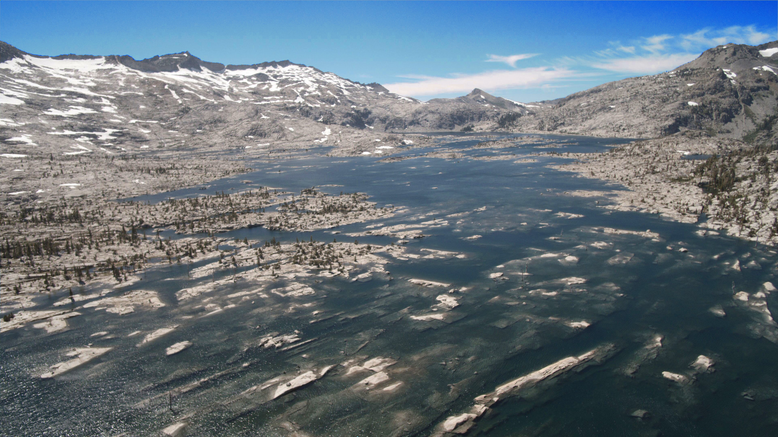 Aerial Photography in Lake Tahoe Area