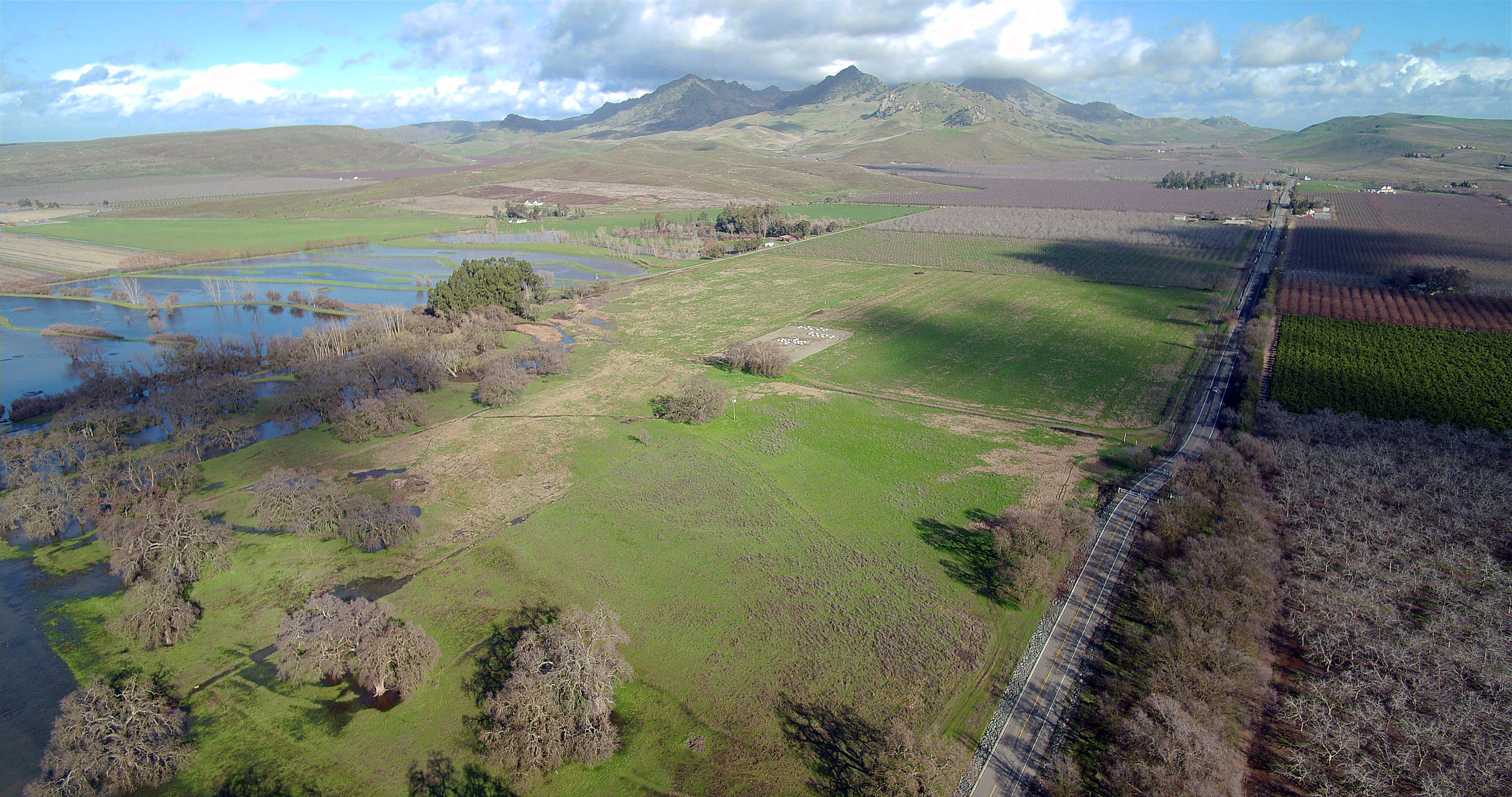 Drones for Aerial Photography in Northern California