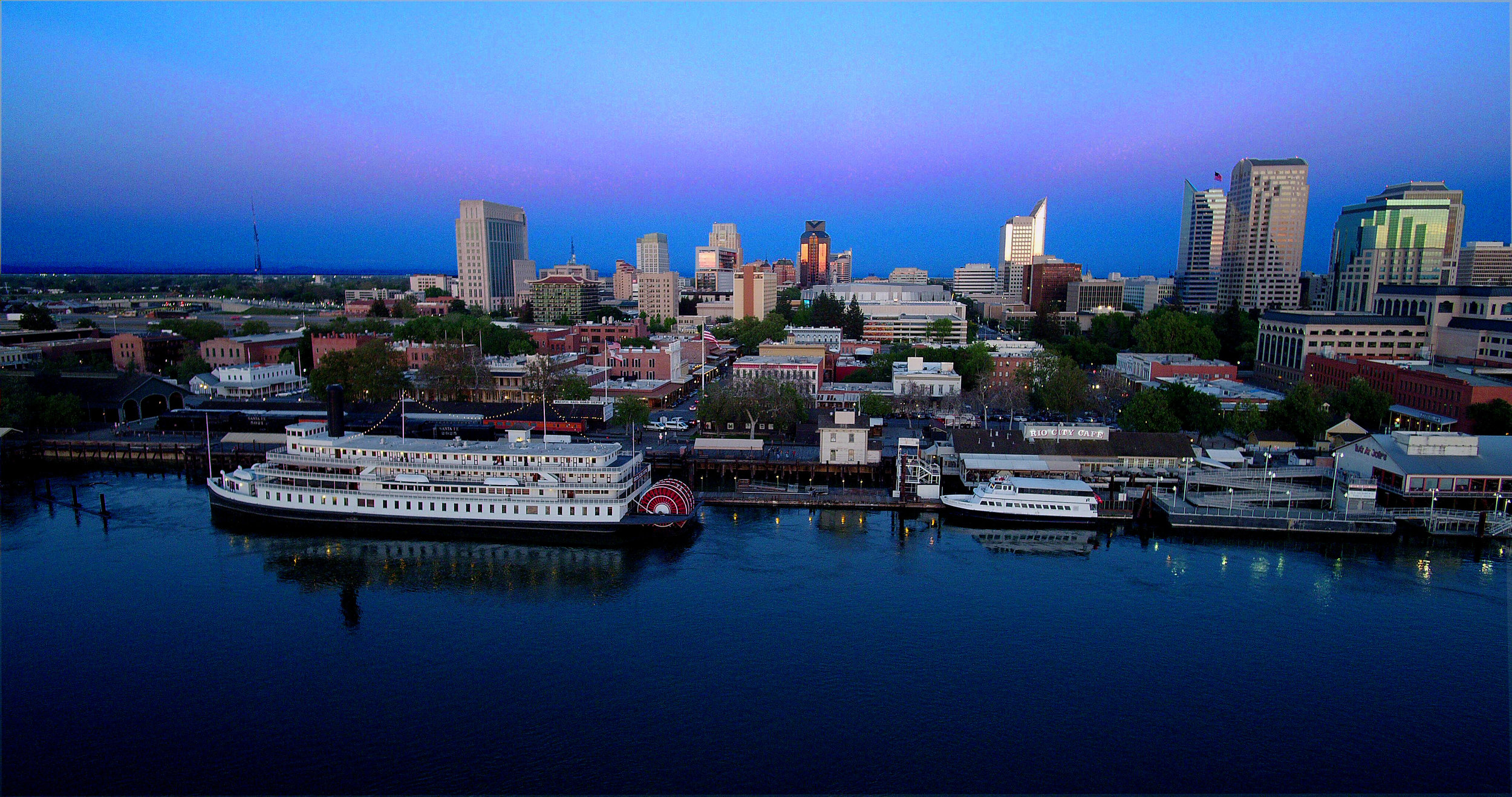 Drones for Aerial Photography in Sacramento