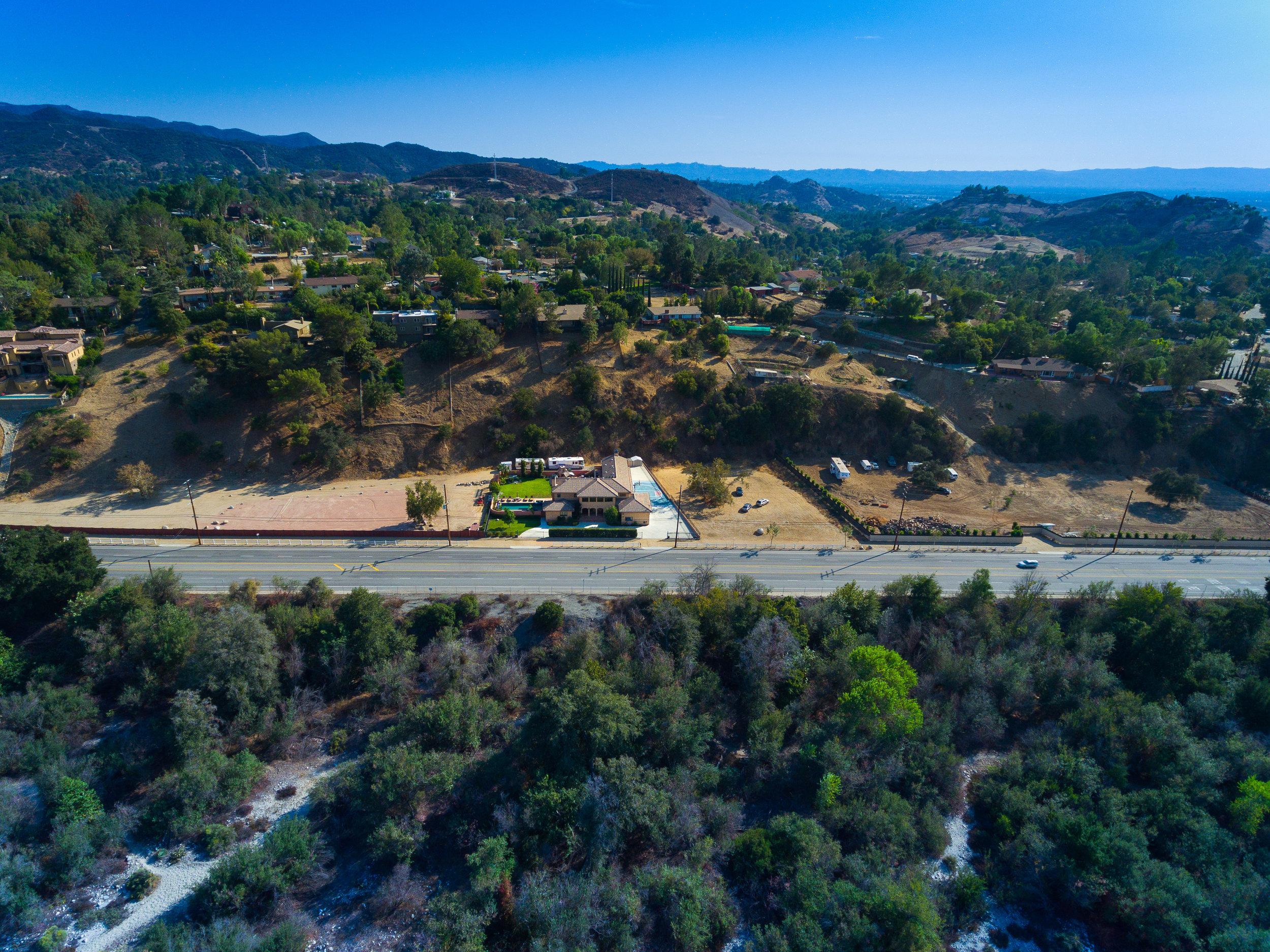 southern california drone