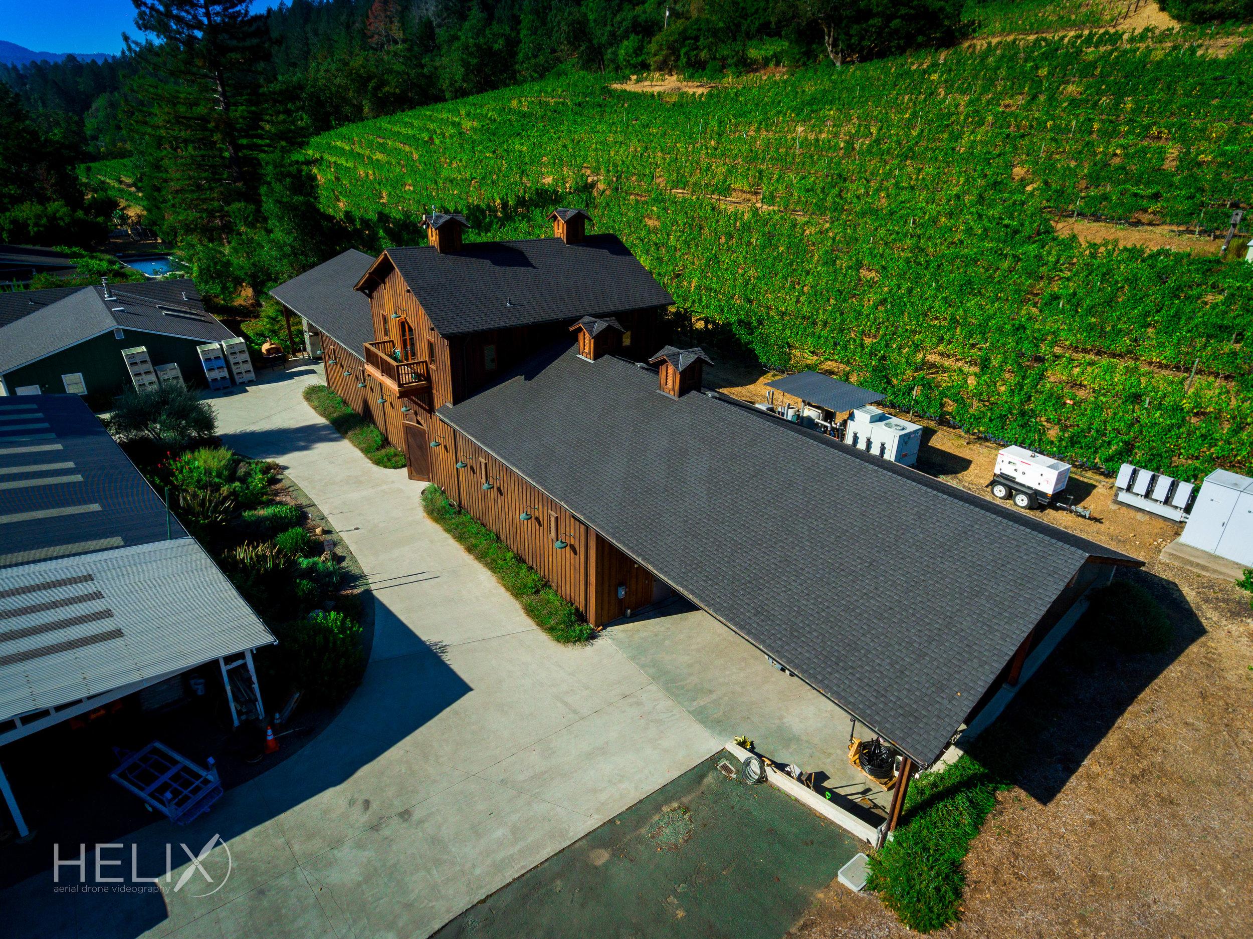Jerico Canyon Vineyards