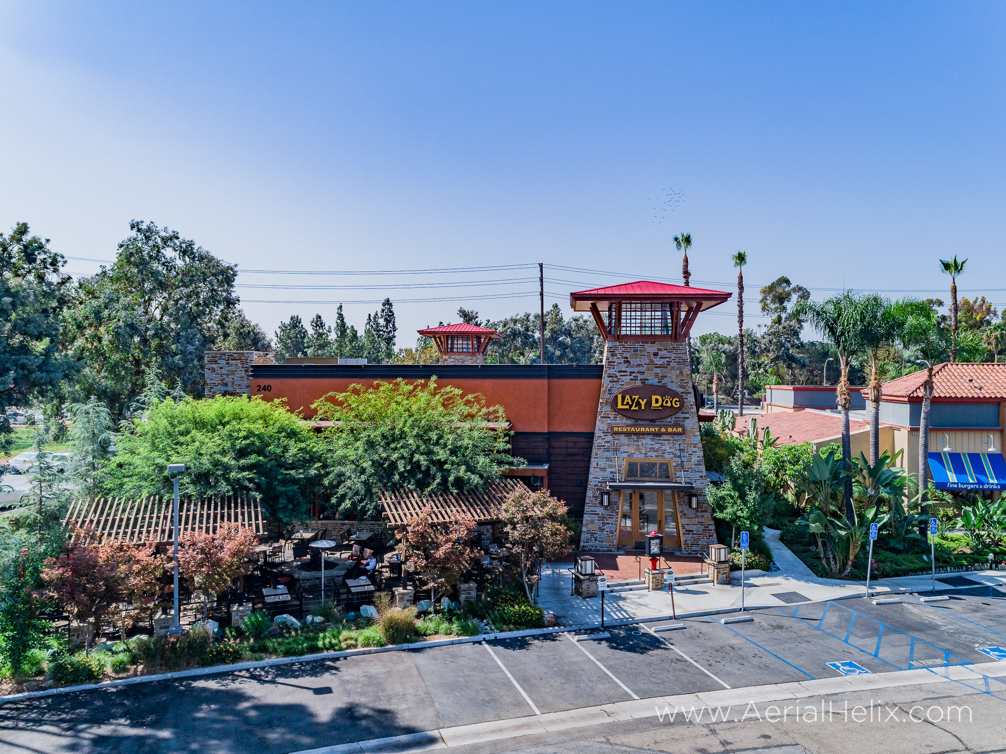 Lazy Dog Cafe - HELIX Commercial Real Estate Aerial Photographer-1.jpg