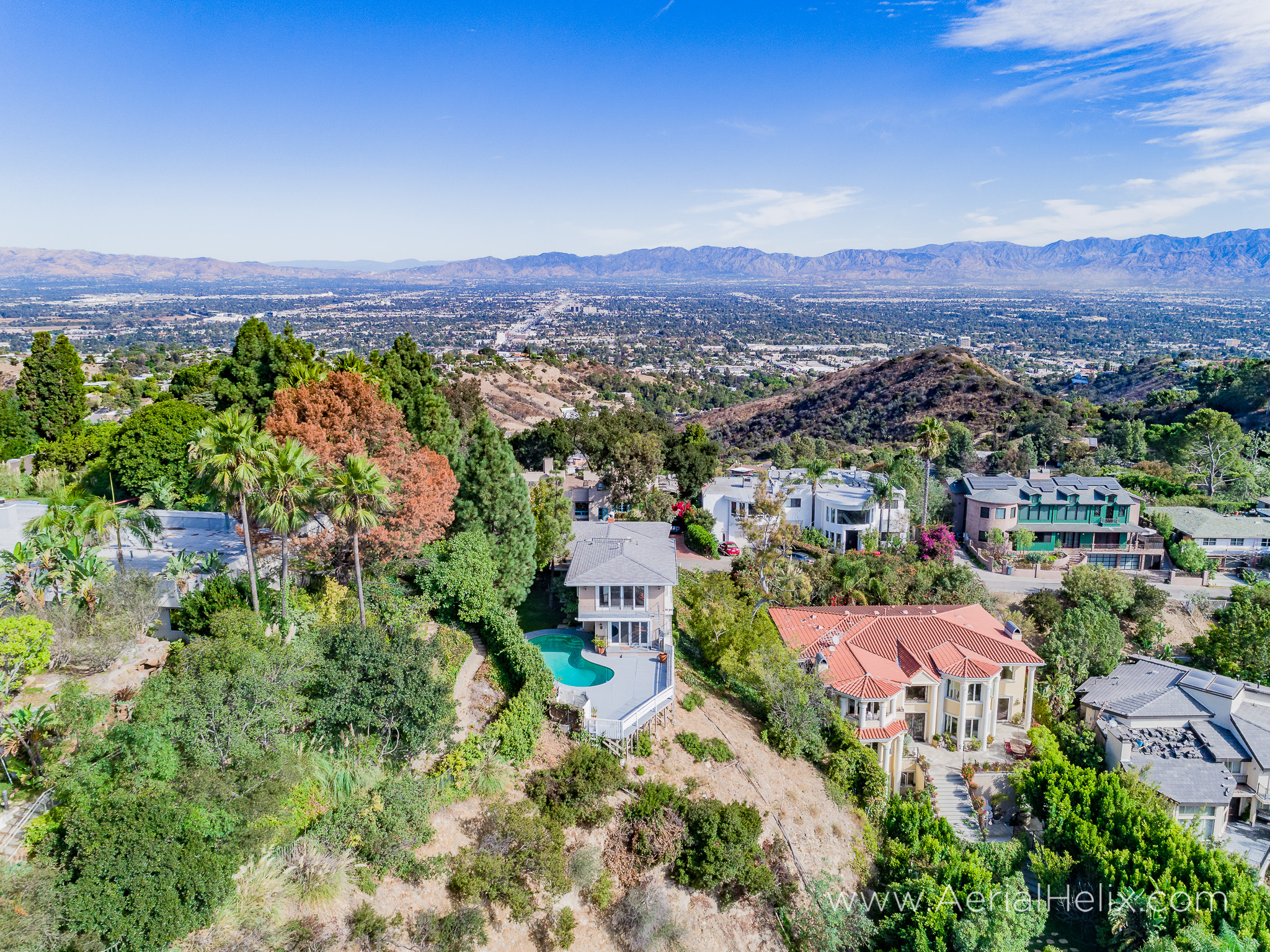 Mullholland Drive Aerial - HELIX Real Estate Aerial Photographer-19.jpg