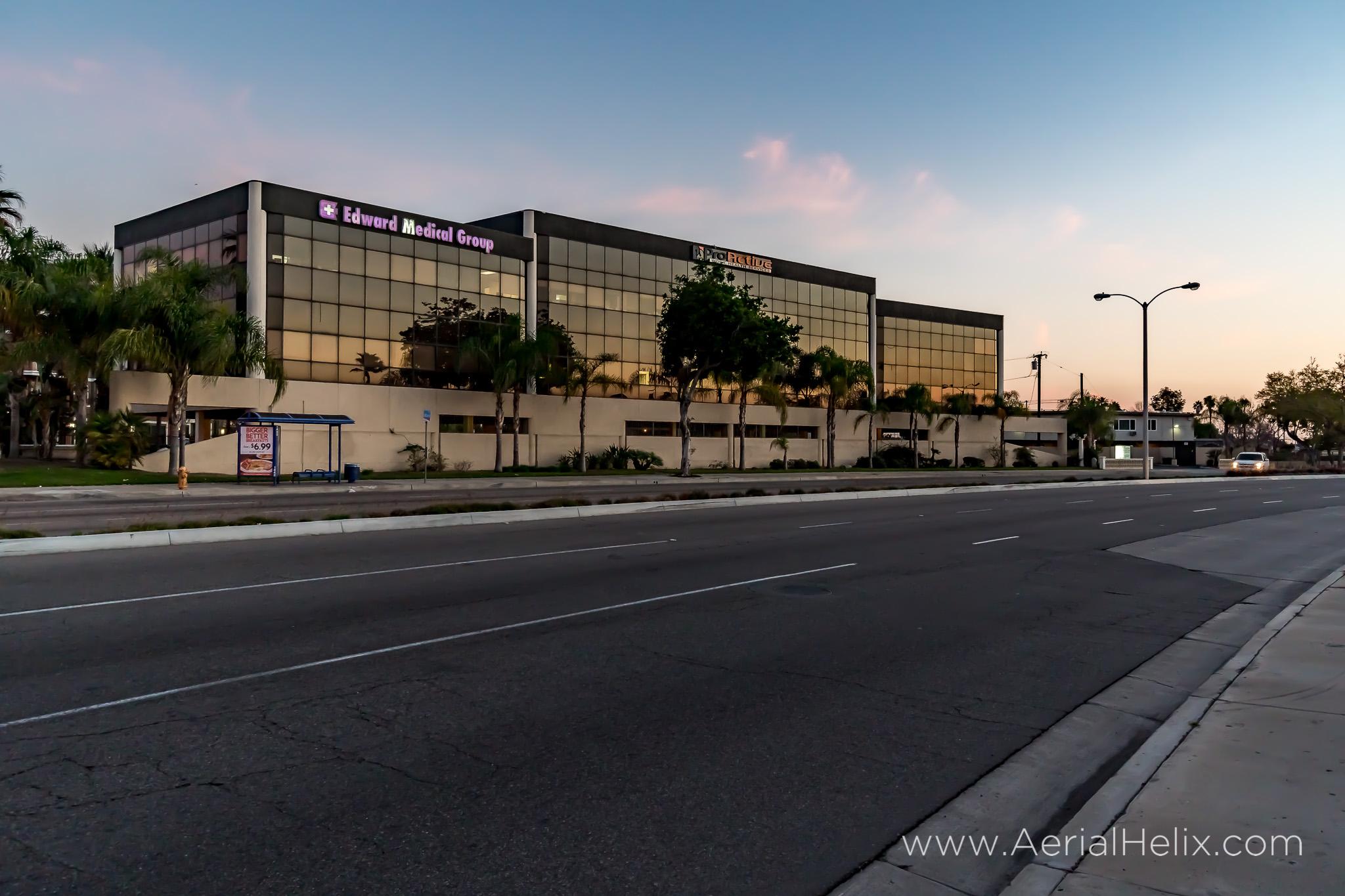Garden Grove Medical Offices Commercial real estate photographer-2.jpg