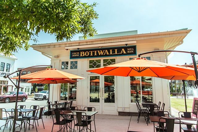 """Didn't take much for us to realize how """"awesome"""" Alpharetta is...but we're feeling the love even more after our recent feature in an @awesomealpharetta article. 🧡   The article titled, """"Travel The World (No Passport Necessary): Global Appeal Right Here In Alpharetta"""" shares thoughts on our grilled meats, fresh herbs, and flat breads and highlights the North Indian Charcoal Grills (sigris) used to fire up favorites like our juicy lamb burgers seasoned w/ cumin, ginger, chilies, and mint, our chicken tikka roll wrapped in hot-buttered naan, and chaats like our SPDP — made from puffed flour crisps stuffed with potatoes, onions, cilantro, sweet yogurt, green and tamarind chutney. 👅  PLUS the article includes lots of other really delicious & diverse Alpharetta destinations. Check it out through the link in our bio. 🤙🏽"""