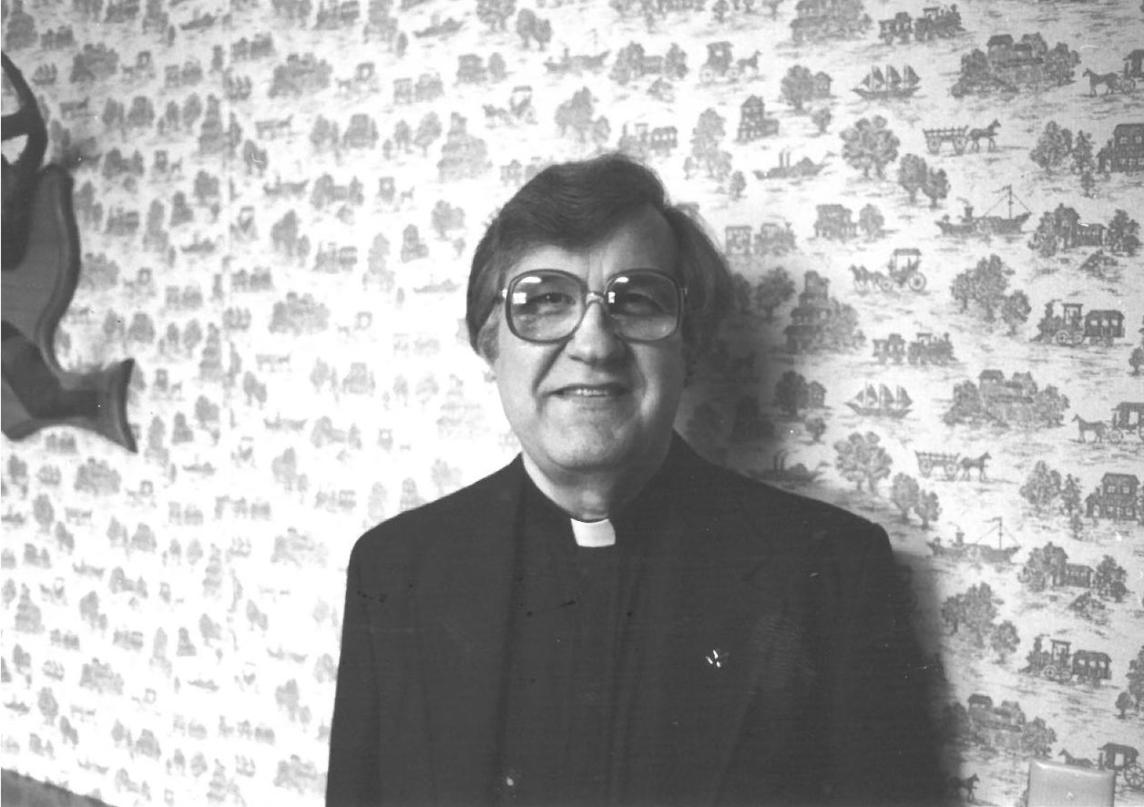 The Reverend Erwin O. Lafeser - 4th Vicar of St. Stephen's - September 1972-February 1975