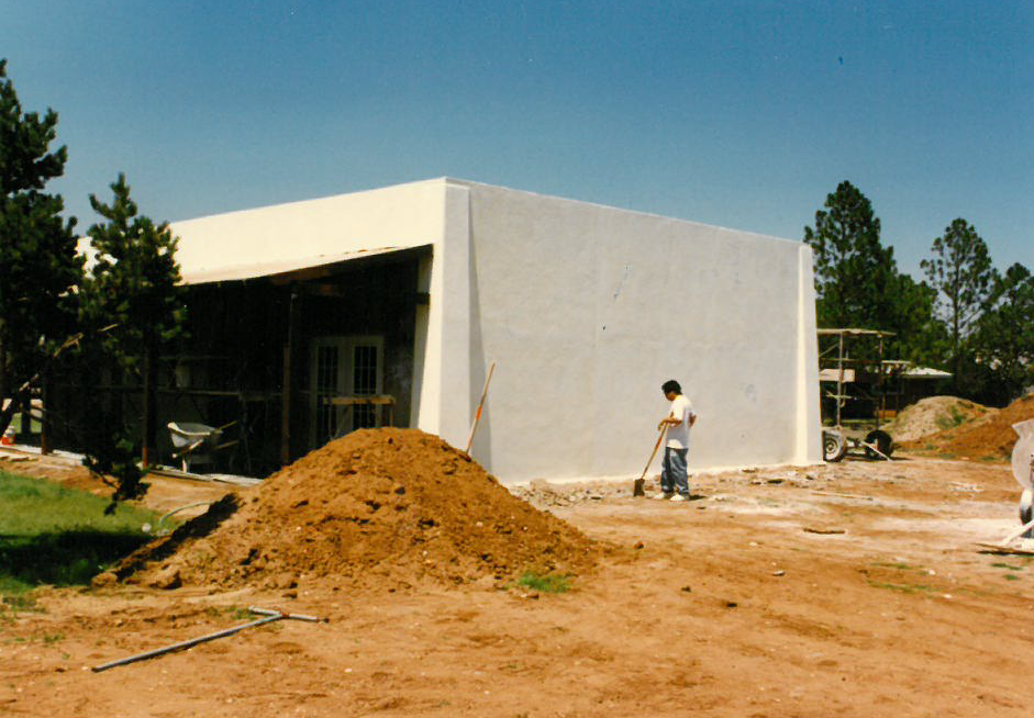 Mann Hall Completed In 1996