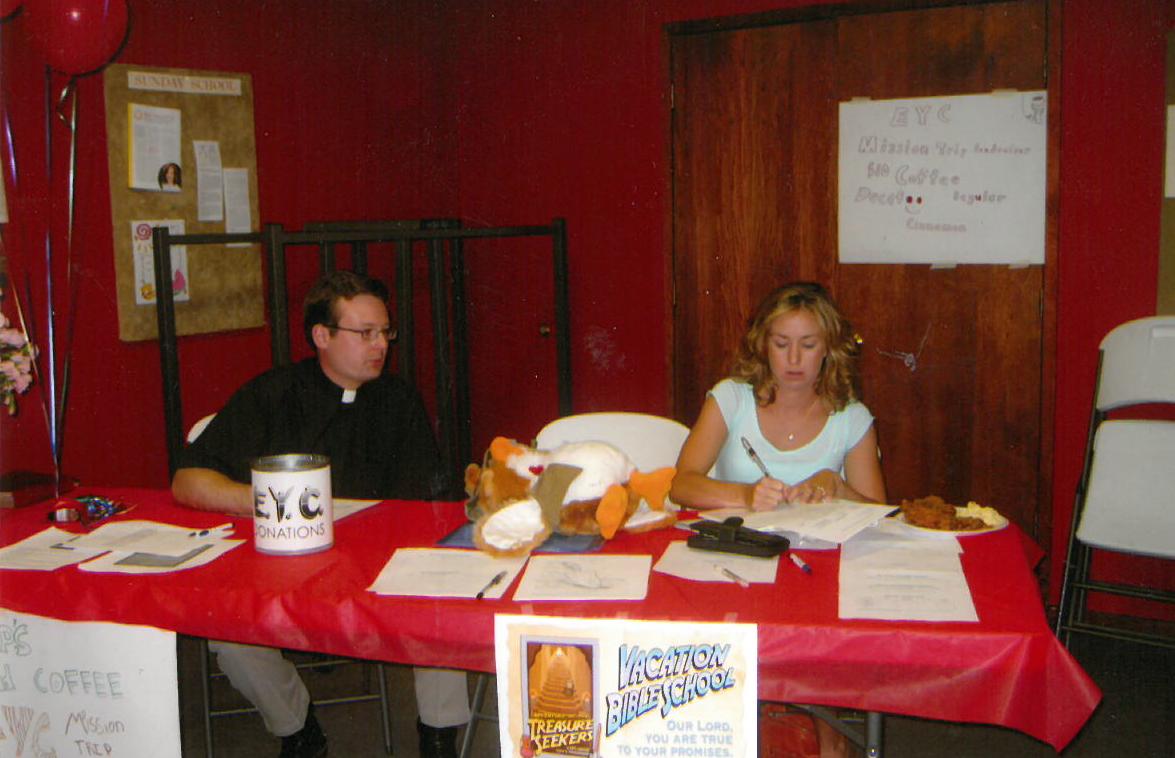 Rich Nelson - Associate Rector - 2005-2007