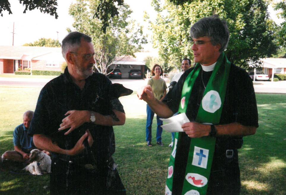 The Reverend Melvin Gray - Interim Rector - 2002-2003