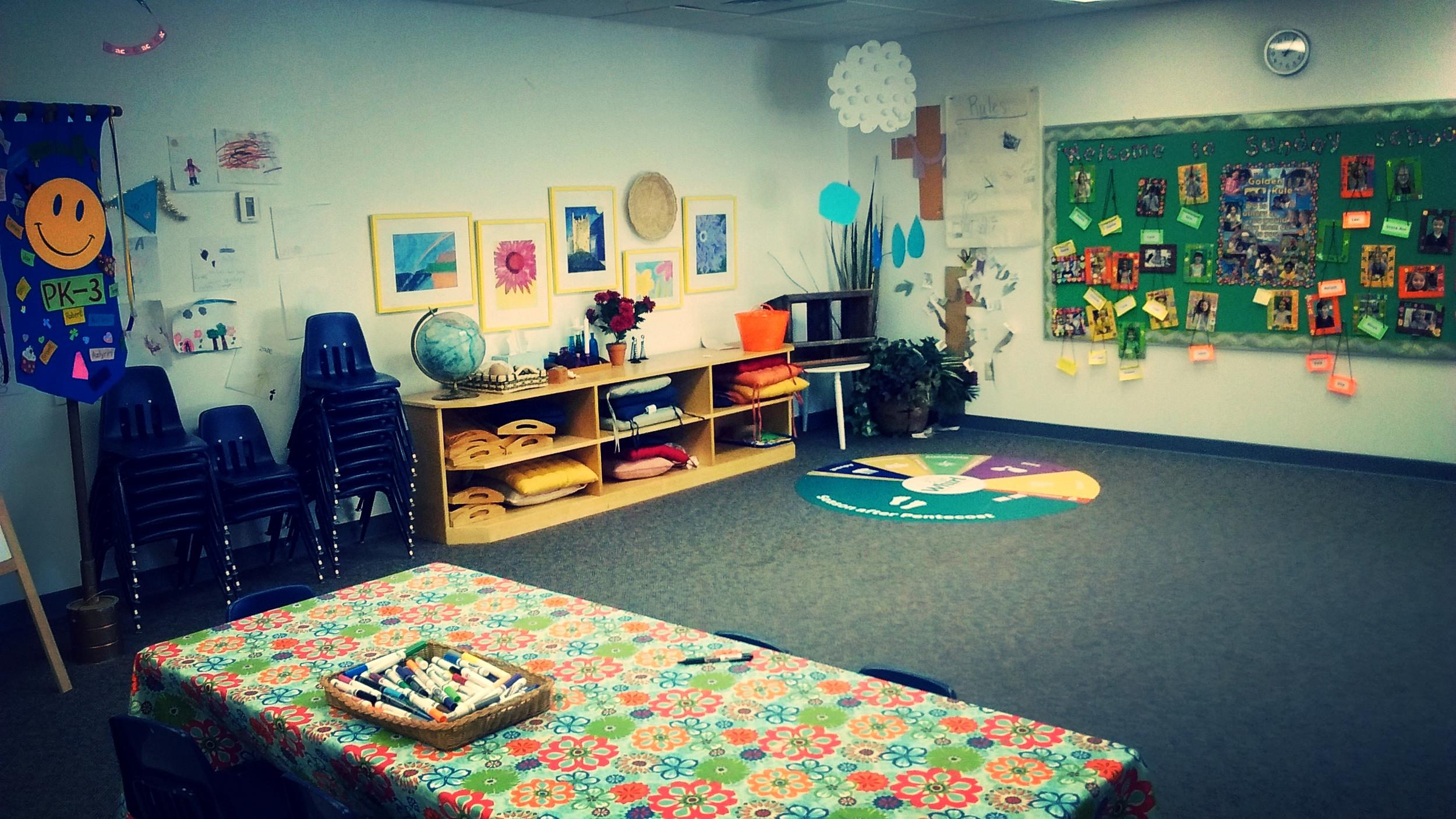 The Children's Sunday School Building - Mann Hall