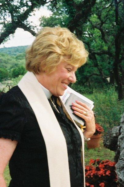The Reverend Margaret Austin - Rector - September 2003-September 2008
