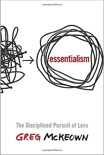 Essentialism  A challenge to our western-thinking about doing more and what it means to focus on less.   Buy it here »