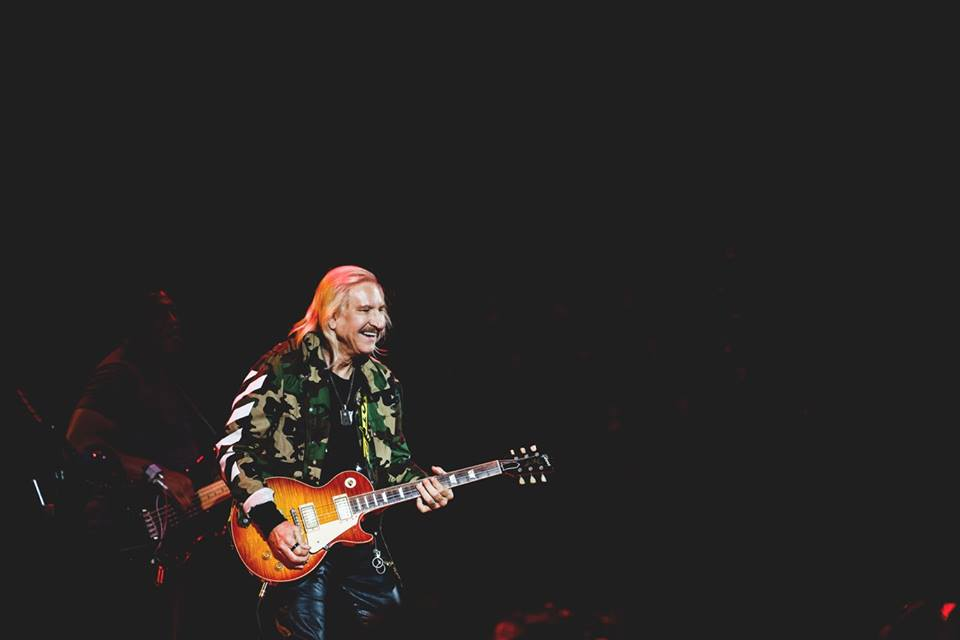 Joe Walsh, VetsAid 2017 (September 20, 2017 / EagleBank Arena, Fairfax, VA)