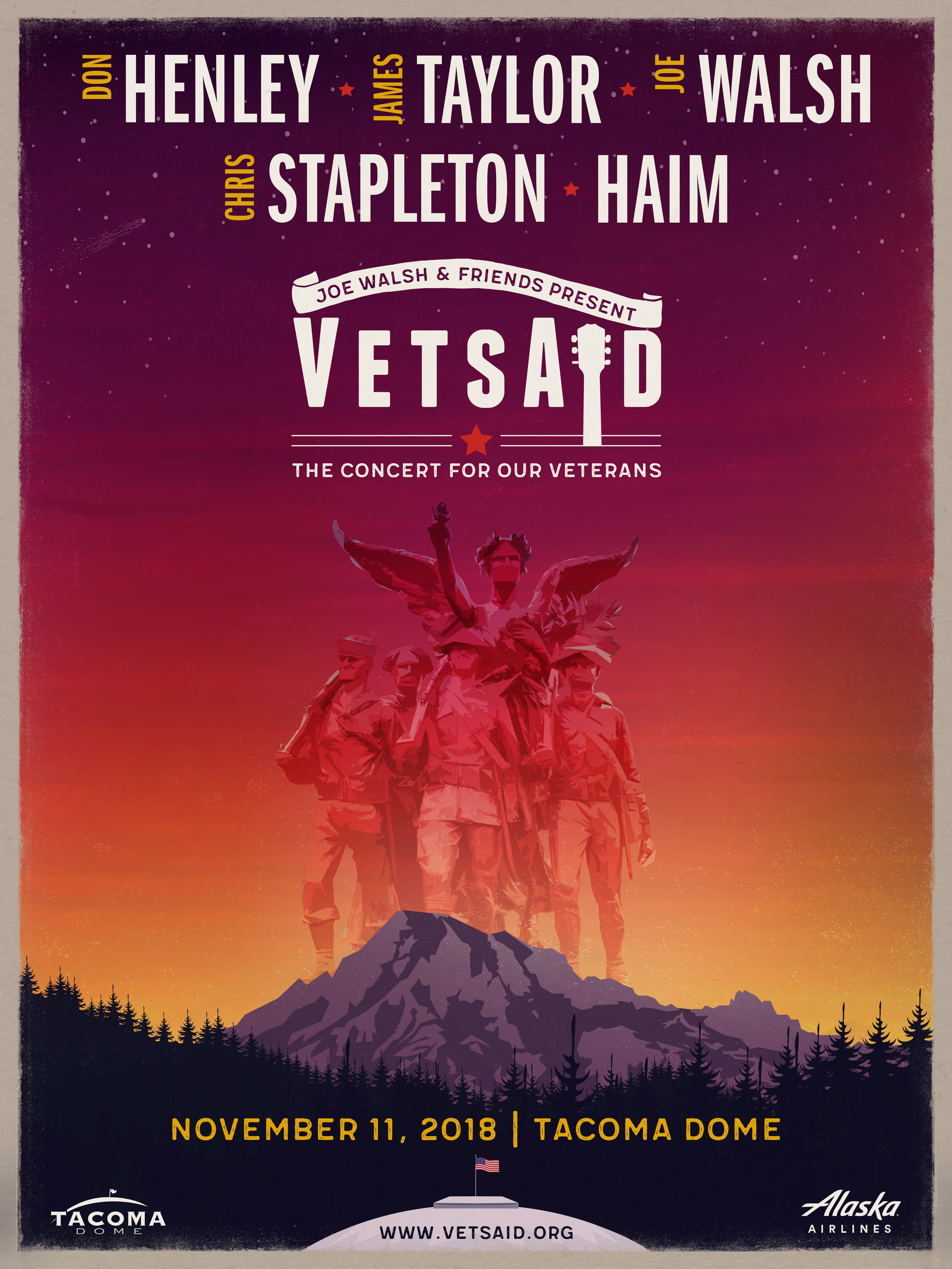 VetsAid Official Poster 2018
