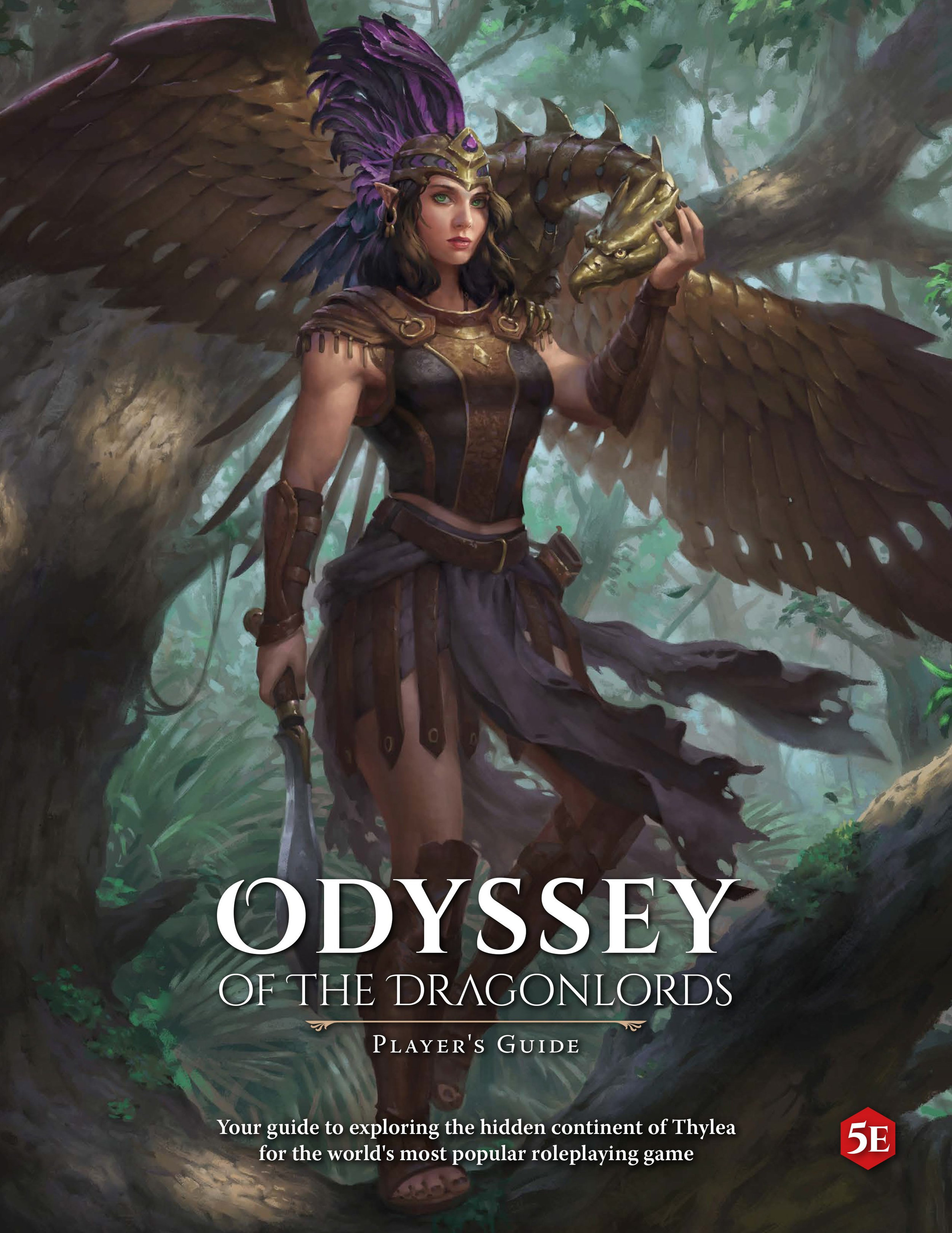 Odyssey of the Dragonlords Player's Guide