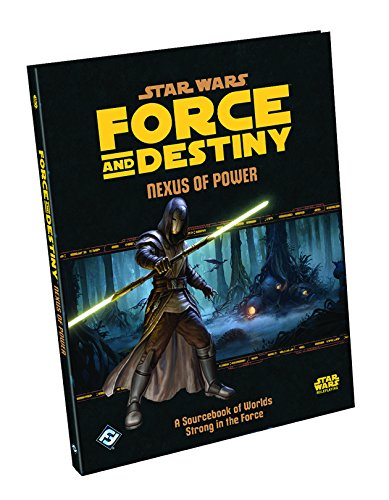 Star Wars Force and Destiny Nexus of Power