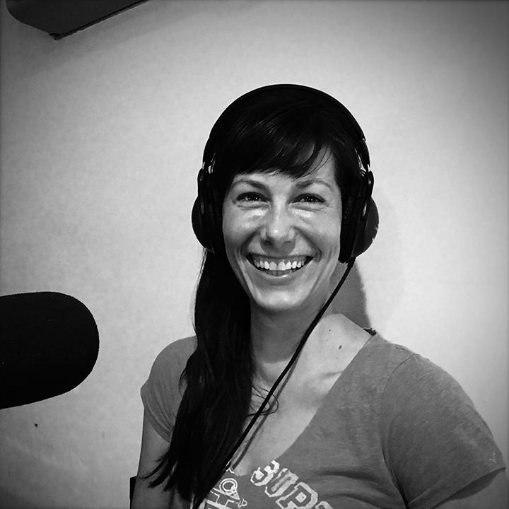 Kelly McChesney, director of LUMP Gallery