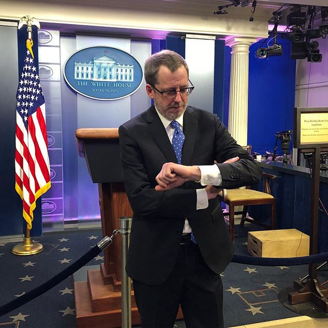 I thought I'd stop by the White House to measure the drapes in case I decide to run for president. Of course my motorcade was late. Ended up having to call an Uber.  #WhiteHouse #WestWing #PressRoom #DC #TrueStory #photooftheday #iphonesia #instagood #instadaily