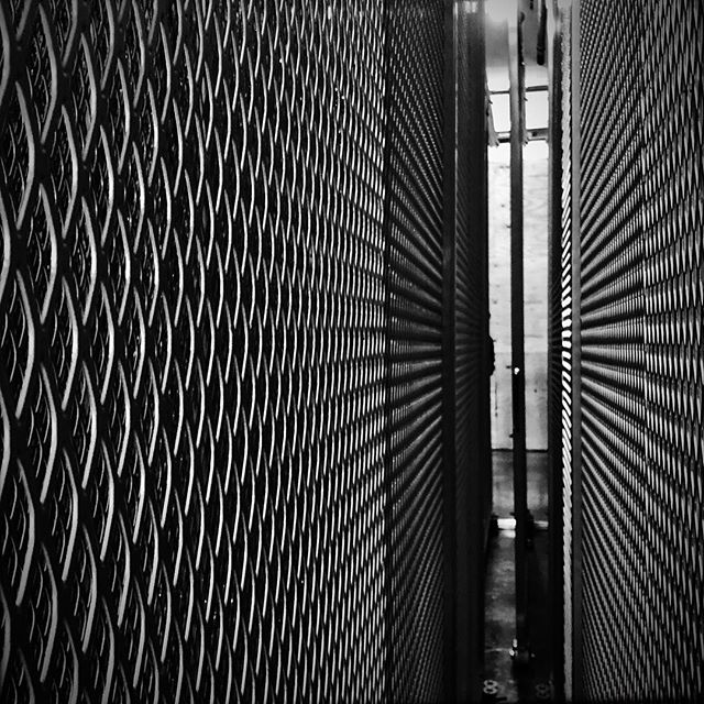 #bw #photography #museum #painting #screens #lines #patterns #shadow #photographer #photooftheday #iphonesia #iphoneonly #instagood #instadaily #geometry #art #diamonds