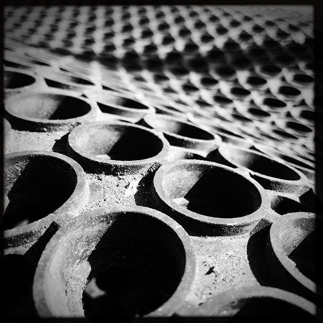 #bw #photography #pattern #shadow #photographer #iphonesia #iphoneonly #instagood #instadaily #geometry #art #foundobjects #circles #geometry #lines #bar #drinks #cocktails #hangover #perspective