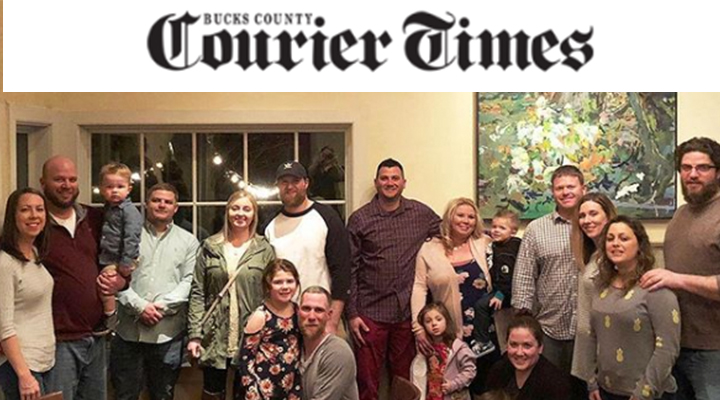 Bucks County Courier Times - Buckingham eatery thanks PECO linemenMarch 28, 2018