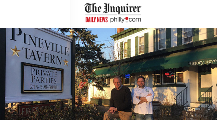 The Inquirer philly.com - Eat lunch at 1989 prices at Pineville TavernMichael KleinJanuary 28, 2016