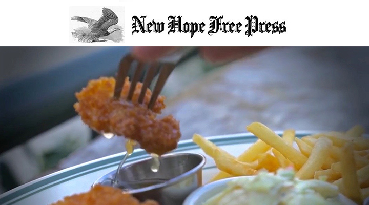 New Hope Free Press - Lobster Tuesdays At Pineville Tavern Extended Through WinterNovember 5, 2016