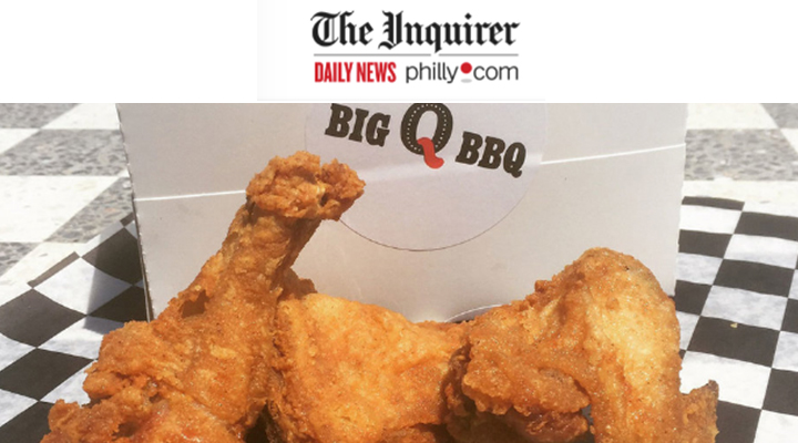 The Inquirer philly.com - Free chicken Wednesday as Big Q BBQ expands to Pineville TavernMichael KleinJuly 5, 2016