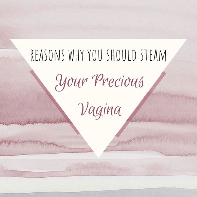The 🌸 vagina and uterus 🌸 are self cleaning, but sometimes our reproductive organs need a little help doing their job. . Especially when there are issues present.  This is why steaming is VERY beneficial to all women!  Here are some reasons why steaming might be needed. And on a consistent basis  1. Heavy Period with Clots/ Irregular Period  Clots is an indicator of a clogged uterus. This could also cause you to be very uncomfortable and cause headaches, all around aches, fatigue, and mood swings.  2. Brown blood  This is old blood from your uterus not being fully cleansed. Your blood should be RED, and fresh.  3. Cramping  Cramping is a sign of old blood in the uterus. Cramps happen when the uterus contracts, and when it is contracting, it is trying to get something out. If you are not pregnant, this should not happen!  4. Prone to any sort of infection. BV, HPV, Herpes, Fibroids, Cysts  5. Endometriosis  6. Postpartum- completely cleanses the womb, rejuvenates, tightens, heals scar tissue  7. More sensual intimacy.  8. All around complete relaxation and balances your Qi 🙏🏻🧘🏻♀️ #womenshealth #holistic #holistichealth #yoni #yonisteam #yonisteaming #womenshealth #alternativemedicine #vaginalsteam #healing #healthyishappy #postpartum #postpartumhealing #herbalhealing #yonisteamfacilitator #ayurveda #ayurvedicmedicine #herbal #delaware #philadelphia #wilmington #newjersey #newengland #pacificnorthwest #tealmariedesign #steamychick #etsy #etsyshop #etsyseller #postpartum #mypreciousv