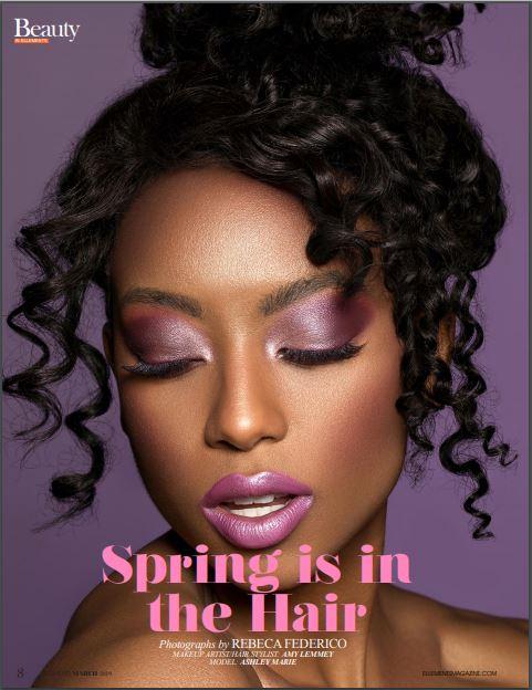 Spring Is In The Hair.JPG