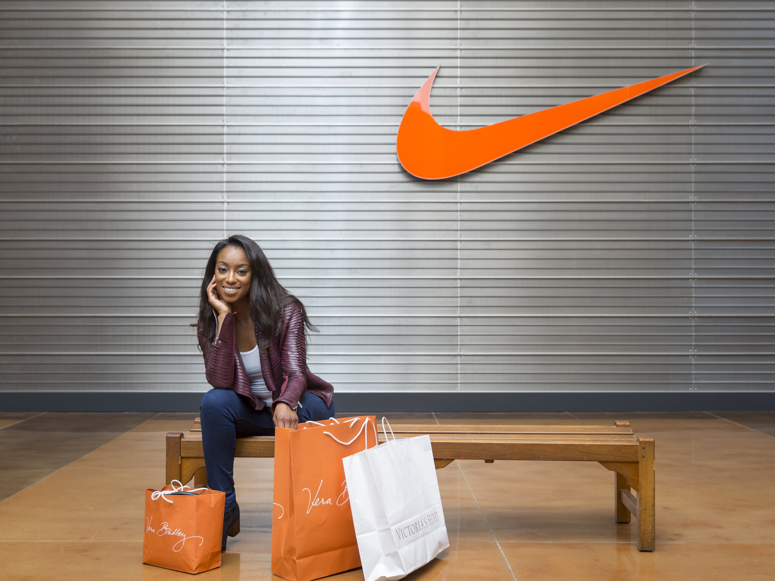 LIFESTYLE GOAL: I SEE MYSELF ON NIKE WOMEN'S ADS -