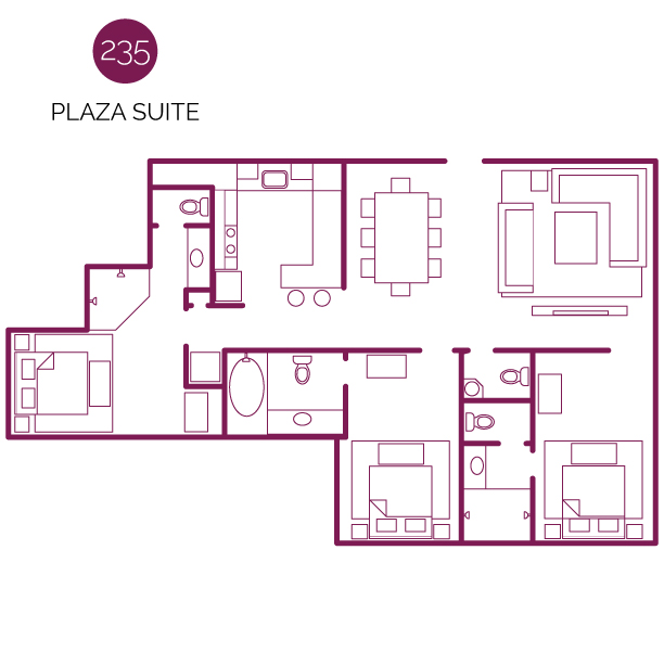 Two Thirty-Five Luxury Suites_Plaza Suite.jpg