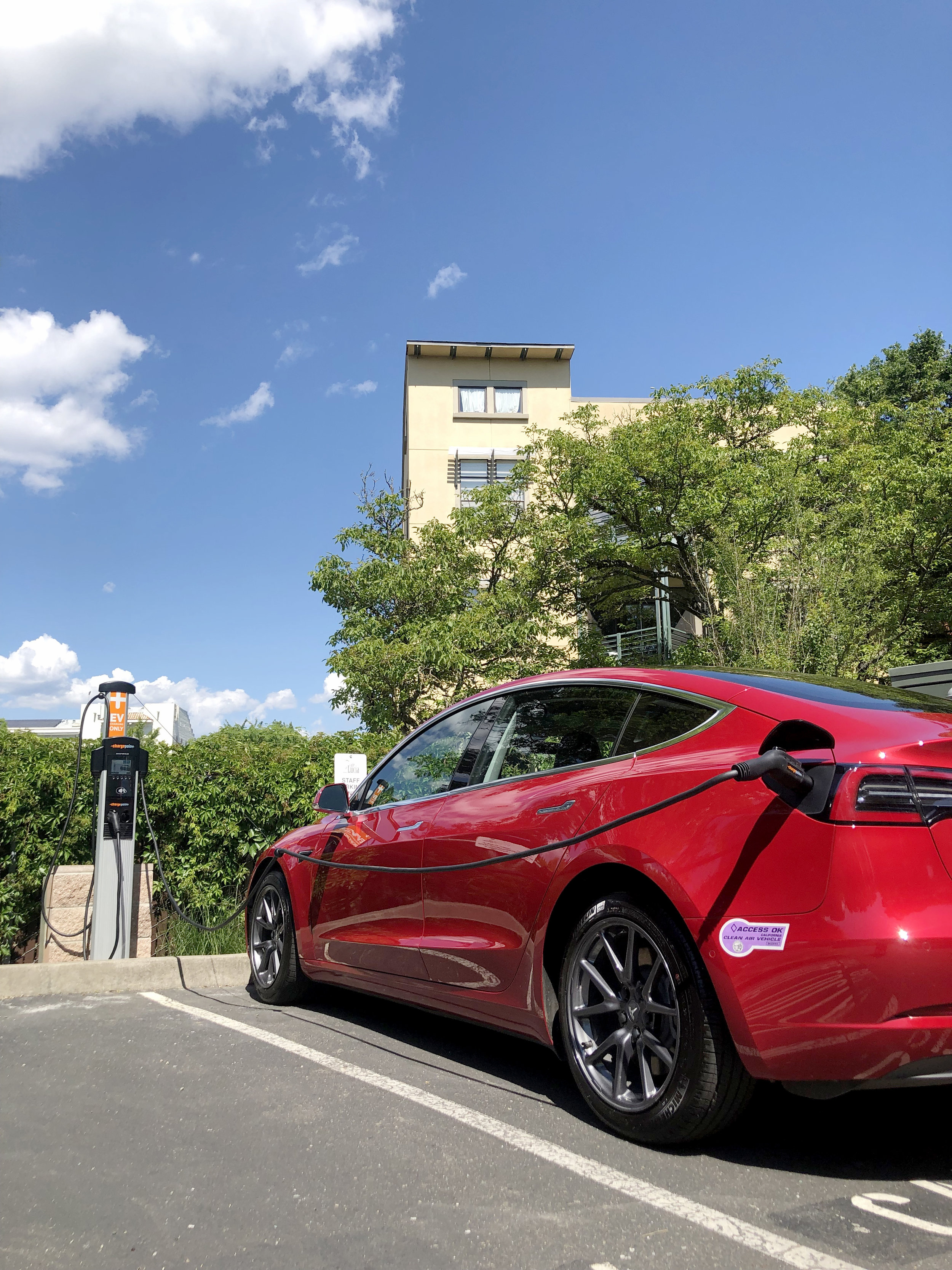 Two Thirty-Five Luxury Suites | EV Charging Station