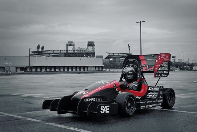 Can't wait to check out the hard work that everyone's been putting in at #FSAELincoln! #FSAE #PennElectricRacing #UPenn