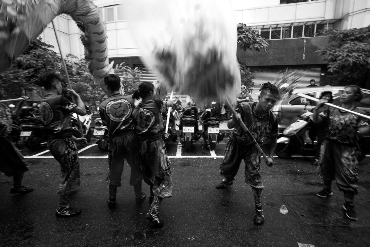 Dragon Dance- Taken with Leica MD Typ-262 and 35mm Summicron