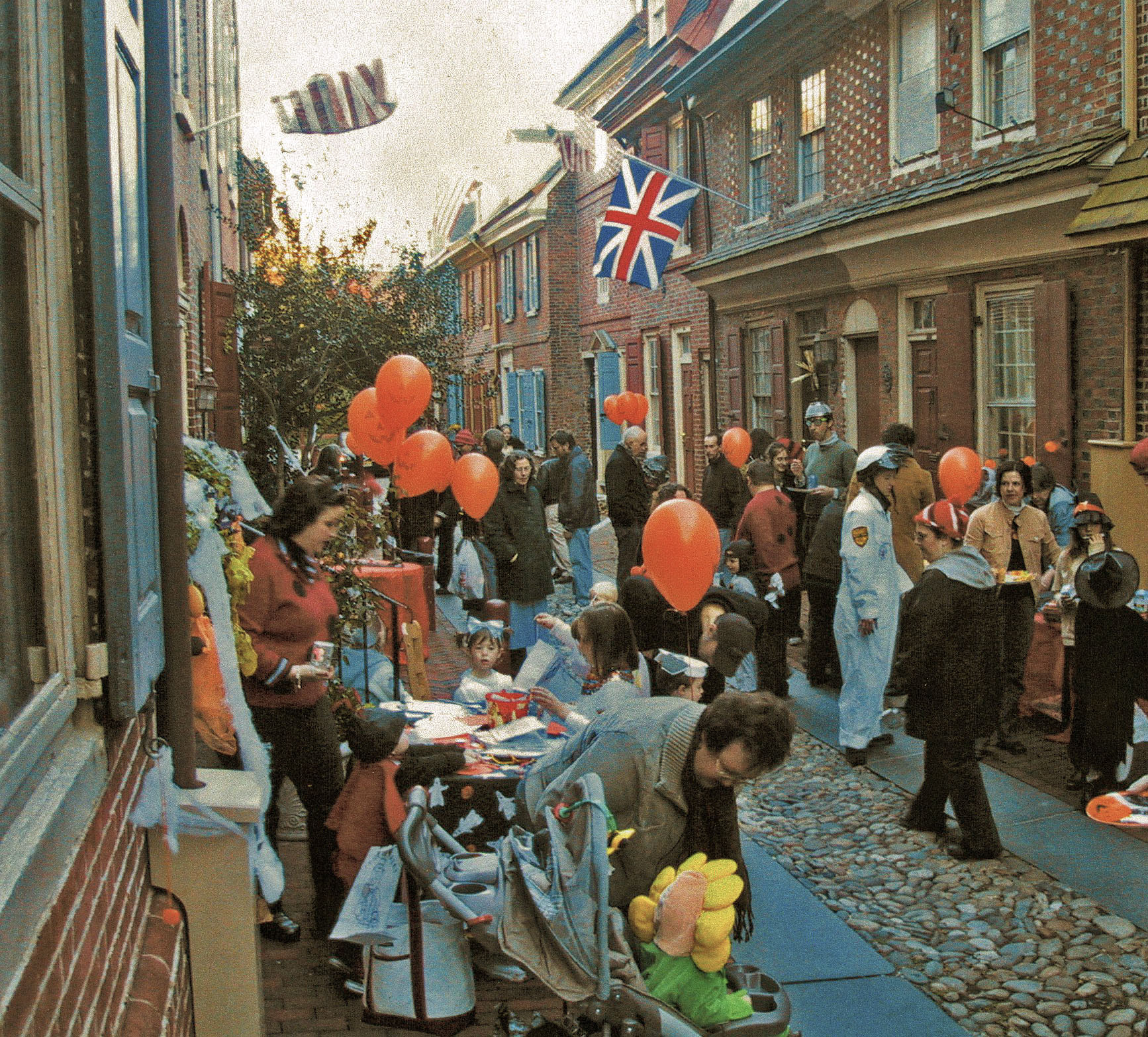 Halloween Celebration, 2006