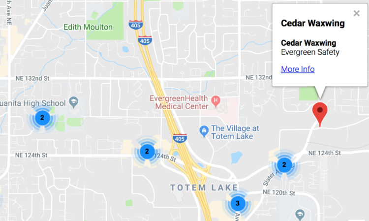 Easily view your FileMaker records on a Google Map with clustering.