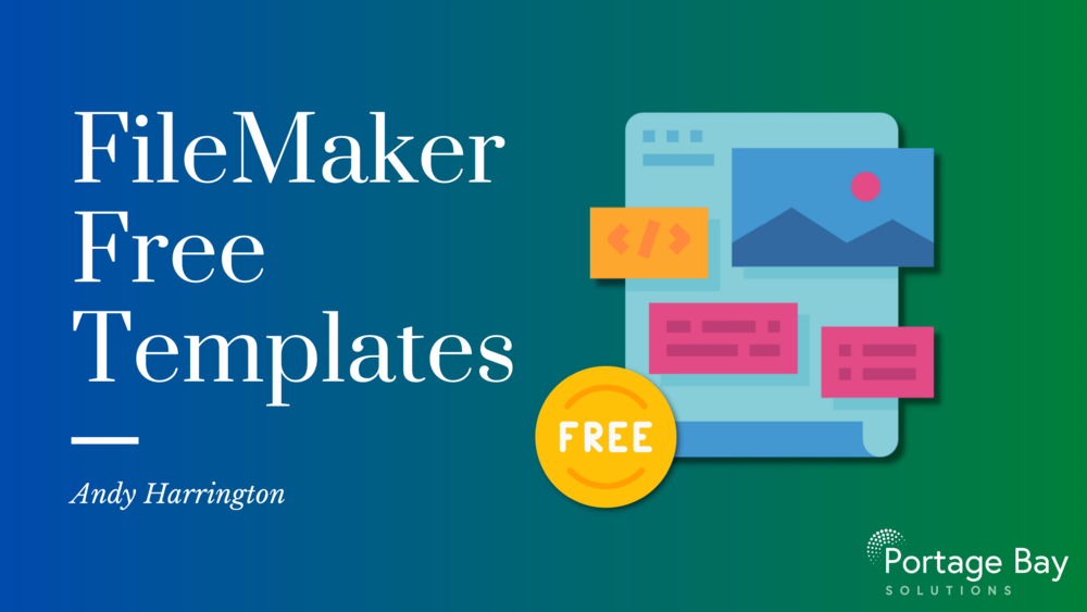 Filemaker Free Templates Portage Bay Solutions Filemaker Database Developer Seattle Certified Filemaker Developer